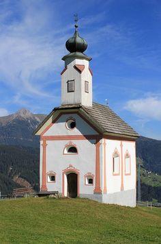 Lesachtal-Frohn, Kapelle Hl. Dreifaltigkeit (Hermagor) Kärnten AUT
