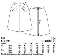 Stoff & stil skirt 21024