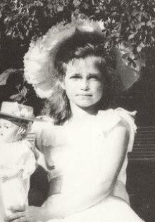 Maria Romanov (1898 - 1918) third daughter born of Alexandra Feodorovna and Tsar Nicolas II.
