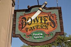 Bowie's Tavern Natchez, Mississippi