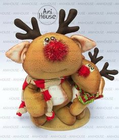 Mary Christmas, Christmas Time, Christmas Crafts, Xmas, Christmas Ornaments, Reno, Wooden Tables, Reindeer, Diy Crafts
