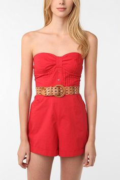 thinks this may be the year for me to finally purchase a romper.. #urbanoutfitters