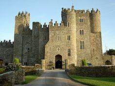 Ireland, Ballygally Castle
