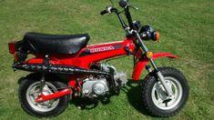 Mini Motorbike, Bicycles, Motorbikes, Honda, Trail, Motorcycles, Toys, Activity Toys, Clearance Toys