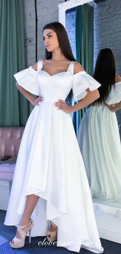 Cute Prom Dresses, 2015 Wedding Dresses, Grad Dresses, Blue Bridesmaid Dresses, Boho Wedding Dress, Pretty Dresses, Homecoming Dresses, Custom Dresses, Queen