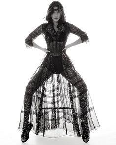 Bella Hadid for Vogue Korea January 2018