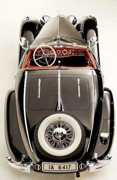 1936 Mercedes Roadster