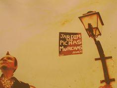 Jardim das Pichas Murchas (Garden of the flabby dicks) - Lisboa