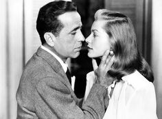Lauren Bacall and Humphrey Bogart - Theirs was a classic Old Hollywood love story: Married in 1945, when she was only 20 and he was 45, they met on set and were together until his death in 1957. They lived glamorously together, and she became widely known as a symbol of all-American style.