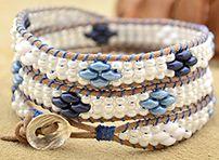 beadshop.com | Super Duo Bracelets