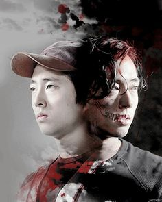 s1 - s7 never missed a character more, never knew you could be so attached to a tv show character. thank you for playing such a strong leading role, Steven Yeun.