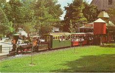Vintage Dry Gulch Railroad Hershey Park, Hershey Pa Postcard $3.00 Hershey Park, Old Stamps, Ol Days, Good Ol, Vintage Postcards, Vintage Travel, Pennsylvania, House Styles, Miniature