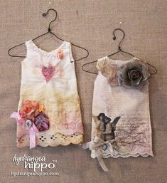 The cuteness has finally been revealed! Thank you so much to Denise Hahn of @In My Blue Room Designs for sharing how to make these cute project. Here's all the deets! http://hydrangeahippo.com/dear-little-dresses-thatll-make-want-sew/