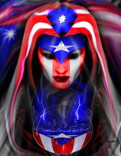 By El Maestro Ruiz: Favorite Artist! Puerto Rican People, Puerto Rican Flag, Minions, Pr Flag, Puerto Rico Pictures, Puerto Rico Food, Puerto Rico History, Puerto Rican Culture, Puerto Ricans