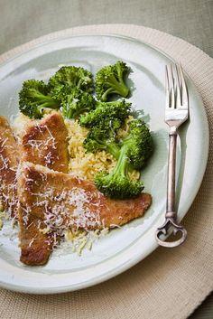 Parmesan-Crusted Tilapia Recipe | Parmesan.com