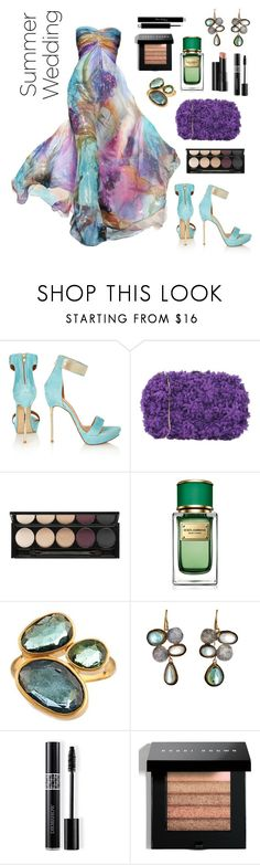 """Cyprus"" by ravenclaw-phoenix on Polyvore featuring Topshop, Chiara P, Witchery, Dolce&Gabbana, Pippa Small, Judy Geib, Arbonne, Christian Dior and Bobbi Brown Cosmetics"