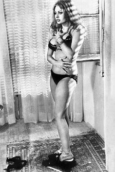 Sophia Loren in Ieri, Oggi, Domani, 1963.