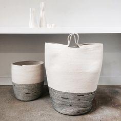 cottoncord handmade baskets by Doug Johnston via provide home.jpg