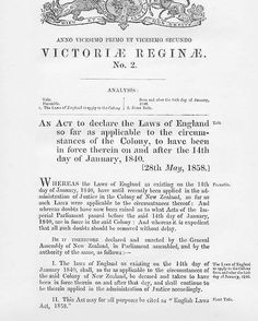 REA was officially formed on 28/05/2016 on the anniversary of the English Laws Act 1858, as an initial statement against colonialism and white supremacy in New Zealand.  The Act (which was later replaced by the Imperial Laws Application Act) stipulated that British laws as of 14/01/1840 (the date William Hobson was sworn in as the colony's first lieutenant-governor) were deemed to be in force over Aotearoa New Zealand. Essentially the Act represented the assertion of British laws over…