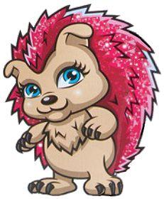 Cushion é o pet de Howleen Wolf um porco espinho.   Descrição física Cushion tem espinhos rosa cobrindo suas costas. Como Howleen, sua orelha direita é dobrada. Seu rosto e pernas são castanho claro com pequenas garras em cada pé. Seus espinhos parecem ter um moicano no topo.