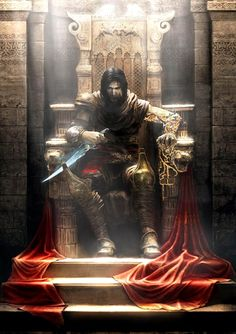 Prince of Persia: The Two Thrones: Throne / Prince