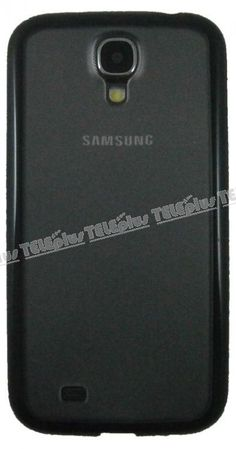 Yeni Ürün Samsung i9500 Galaxy S4 Siyah Çerçeveli Buzlu Rubber Kılıf -  - Price : TL14.90. Buy now at http://www.teleplus.com.tr/index.php/samsung-i9500-galaxy-s4-siyah-cerceveli-buzlu-rubber-kilif.html