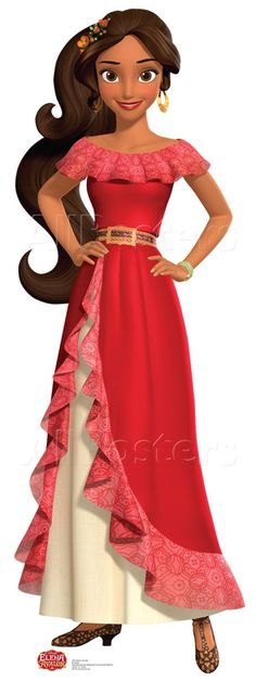 Elena of Avalor Cardboard Cutouts at AllPosters.com