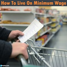 Real stories on how to live on minimum wage - and then work your way to a better paying job.