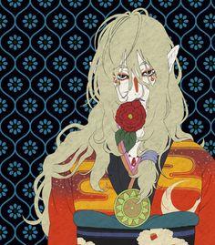 """I'm just a simple medicine seller"" - the Medicine Seller || Mononoke"