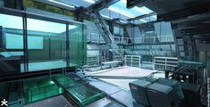 ArtStation - Killzone Shadow Fall - Massa Lab , Mike Hill