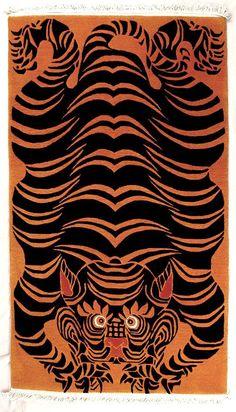 tibet rug - Home Decor Diy Carpet, Magic Carpet, Rugs On Carpet, Tibetan Rugs, Tibetan Art, Zoo 2, Tiger Rug, Art Japonais, Rug Company