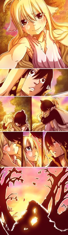 Zeref and Mavis.....❤❤❤❤❤
