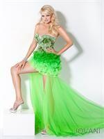 #Jovani 172201 green prom dress #promdresses #FormalApproach #prom