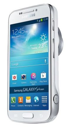 Samsung Galaxy S4 zoom - Camera Features 16 MP, autofocus, Xenon flash, 1/2.33'' sensor size, geo-tagging, touch focus, face and smile detection, 10x optical zoom (24-240mm), optical image stabilization, HDR, panorama