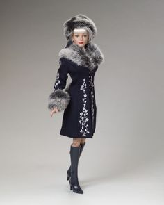 Sydney Sophisticate - dressed Sydney Chase doll, 2004, Robert Tonner - Special Edition Doll - Collector's United Exclusive