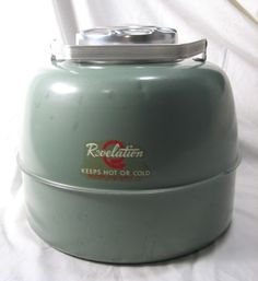 Vintage Revelations Insulated Thermos - Western Auto Supply Co.