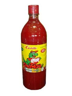 This is called Chamoy. it is a spice you put on fruits like melon and mangoes. It is SO good and addicting! It goes by different names so if you look for it at your local super market or Mexican market check out the ingredients. They should say: salt, chili, lime, and chamoy. TRY IT!