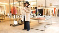 この冬を彩るレングス別コート(ミドル丈)【Maison de Beige】#1