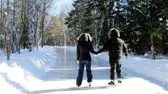 Arrowhead Park Ice Skating Trail Open | CTV Barrie News