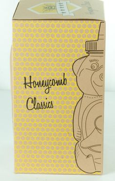 Box Other Side - Original Honeybear Smoking Set Honeycomb, Smoking, The Originals, Box, Classic, Artwork, Derby, Snare Drum, Work Of Art