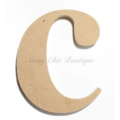 "Unfinished Wooden Lowercase Letter ""c""- Times Font Times Font, Letter C, Wooden Letters, Lower Case Letters, Wooden Diy, Lowercase A, Fonts, Door Hangers, Wall Art"