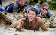 The Dirty Girl 5K Obstacle Mud Run.....my family is running it in honor of my grandma.....absolutely can't wait!