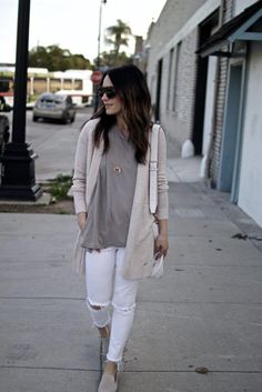 Everyday Elevated // Dressing In A Pinch: The Asymmetrical Tee