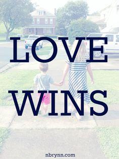NBrynn: Love Wins