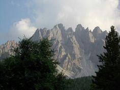 Gruppo dei Baranci.  S.Candido Dolomiti di Sesto