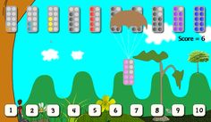 Two Innovative FREE Online Games to Support Maths in EYFS/KS1...I've written them myself...please give them a try!