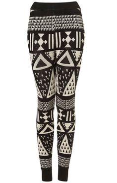 @Topshop knit #leggings