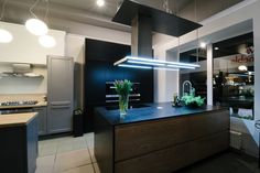 Modern kitchen / Nowoczesna kuchnia Kitchen, Furniture, Home Decor, Awesome Shirts, Cooking, Decoration Home, Room Decor, Kitchens, Home Furnishings