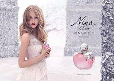 Muzyka z reklamy perfum Nina Ricci Nina Leau