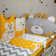 Edging in baby cot Baby Bedding Sets, Baby Pillows, Crib Bedding, Baby Bedroom, Baby Room Decor, Kids Bedroom, Baby Cot Bumper, Baby Cribs, Quilt Baby